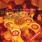 21 EYES OF RUBY 5th Anniversary EP album cover