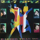 24-7 SPYZ Harder Than You album cover