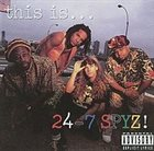 24-7 SPYZ This Is...24-7 Spyz! album cover