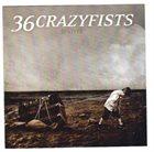 36 CRAZYFISTS Reviver album cover