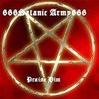 666SATANIC ARMY666 Praise Him album cover