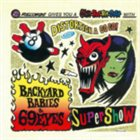 THE 69 EYES The 69 Eyes & Backyard Babies: Supershow split album cover