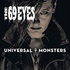 THE 69 EYES Universal Monsters album cover