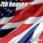 7TH HEAVEN U.S.A - U.K album cover
