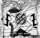 88 Ultimate Aryan Warfront album cover