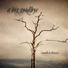 A BIG GOODBYE Sounds & Silences album cover
