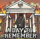 A DAY TO REMEMBER ­Halos For Heros, Dirt For The Dead album cover