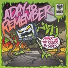 A DAY TO REMEMBER Attack of the Killer B-Sides album cover