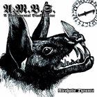 A MONUMENTAL BLACK STATUE Alcoholic Tyrants album cover