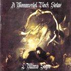 A MONUMENTAL BLACK STATUE L'ultimo sogno album cover