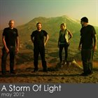 A STORM OF LIGHT Violitionist Sessions album cover