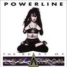 LEE AARON Powerline album cover