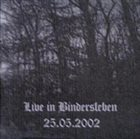 AASKEREIA Live in Bindersleben 25.05.2002 album cover