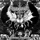 ABAZAGORATH Enshrined Blasphemer album cover
