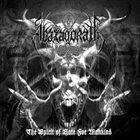 ABAZAGORATH The Spirit of Hate for Mankind album cover