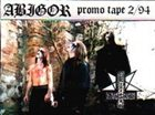 ABIGOR Promo Tape 2/94 album cover