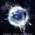ABLAZE MY SORROW Anger, Hate and Fury album cover