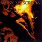 ABLAZE MY SORROW The Plague album cover