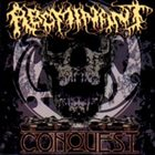 ABOMINANT Conquest album cover