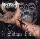 ABOMINANT In Darkness Embrace album cover