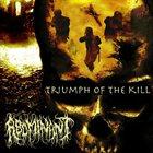 ABOMINANT Triumph of the Kill album cover