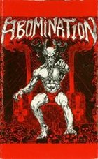 ABOMINATION Abomination (1988 demo) album cover
