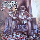 ABOMINATION Curses of the Deadly Sin album cover