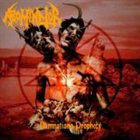ABOMINATOR Damnation's Prophecy album cover