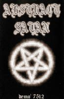 ABSTRACT SATAN Demo' 7512 album cover