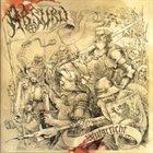 ABSURD Blutgericht album cover