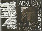 ABSURD Deep Dark Forest (Live) album cover