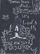 ABSURD God's Death album cover