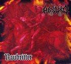 ABSURD Raubritter album cover