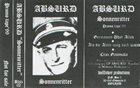 ABSURD Sonnenritter album cover