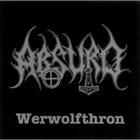 ABSURD Werwolfthron album cover