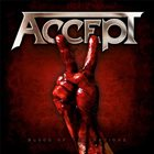 ACCEPT Blood of the Nations album cover