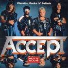 ACCEPT Hot & Slow: Classics, Rocks 'n' Ballads album cover