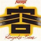 ACCEPT Kaizoku-ban: Live in Japan album cover