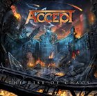 ACCEPT — The Rise of Chaos album cover