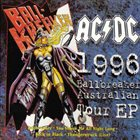 AC/DC 1996 Ballbreaker Australian Tour EP album cover