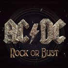 AC/DC Rock Or Bust album cover