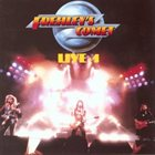 ACE FREHLEY Live+1 album cover