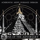 ACHERONTAS Pylons of the Adversary album cover