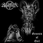 ACHERONTE Genesis of Evil album cover