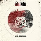 ACHERONTIA Kings Of The World album cover