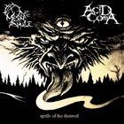 ACID CØMA (1) Spells Of The Damned album cover