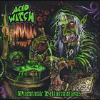 ACID WITCH Witchtanic Hellucination album cover