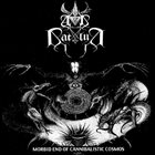 AD BACULUM Morbid End of Cannibalistic album cover