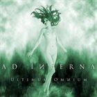 AD INFERNA Ultimum Omnium album cover