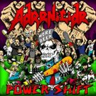 ADRENICIDE Power Shift album cover